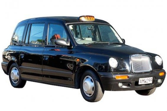Imported London Taxi For Hire