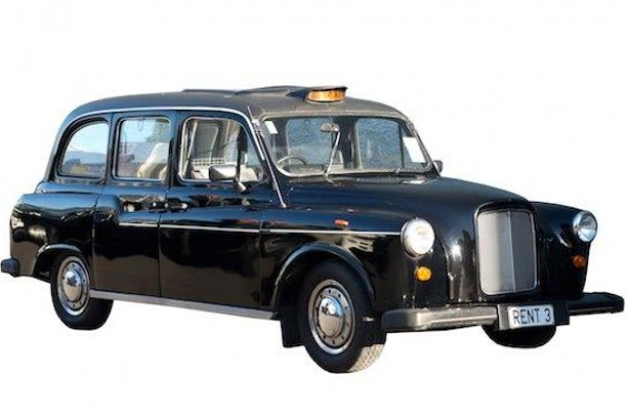 Uk Taxi Car: Imported London Taxi For Hire